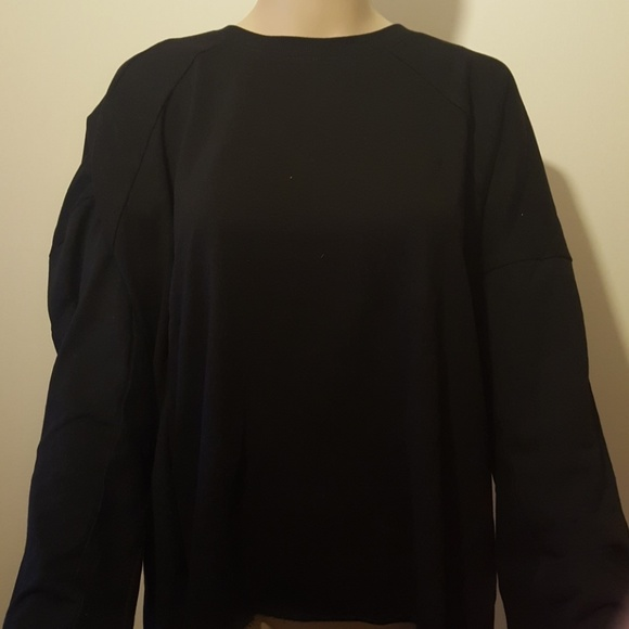 z by zella Tops - Pull Over Sweat Shirt (NEW)
